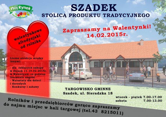Zaproszenie Na Walentynki Aktualności Urząd Gminy I Miasta Szadek